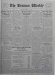 The Ursinus Weekly, February 15, 1926