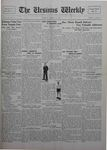 The Ursinus Weekly, March 15, 1926