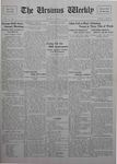 The Ursinus Weekly, March 22, 1926