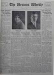 The Ursinus Weekly, April 12, 1926