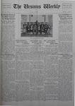 The Ursinus Weekly, April 19, 1926
