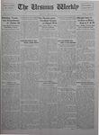 The Ursinus Weekly, April 26, 1926