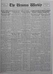 The Ursinus Weekly, May 3, 1926